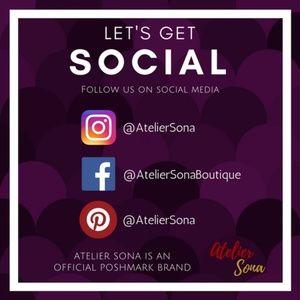 Accessories - Let's Get Social!